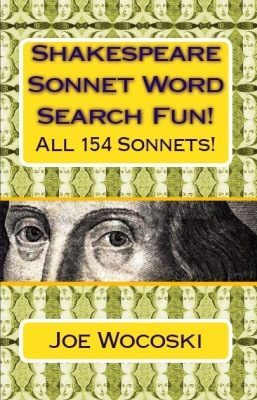 Shakespeare Sonnet Word Search Fun!