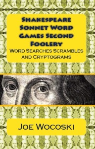 Word Searches & Cryptograms by Joe Wocoski