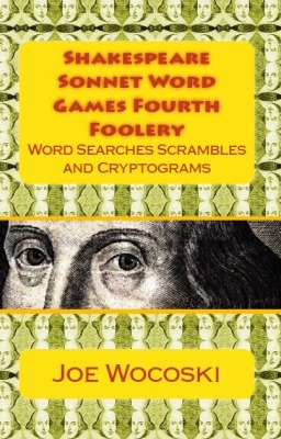 Shakespeare Sonnet Word Games Fourth Foolery