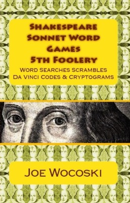 Shakespeare Sonnet Word Game 5th  Foolery