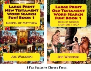 2 Fun Series to Choose From on Amazon