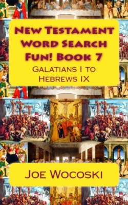 New Testament Word Search Fun! Book 7: Galatians I to Hebrews IX