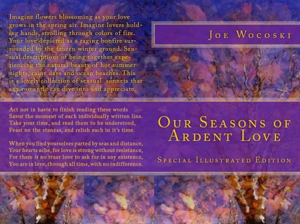 Large Print Our Seasons of Ardent love – Special Illustrated Edition