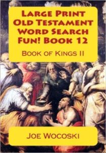 Old Testament Book 12 Kings II