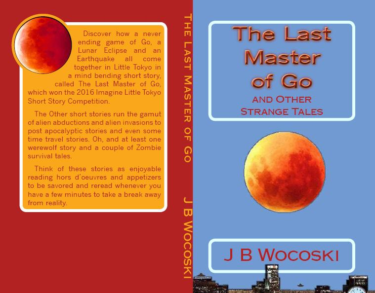 Last Master of Go Kindle (Book 1 Deadwood Chronicles)